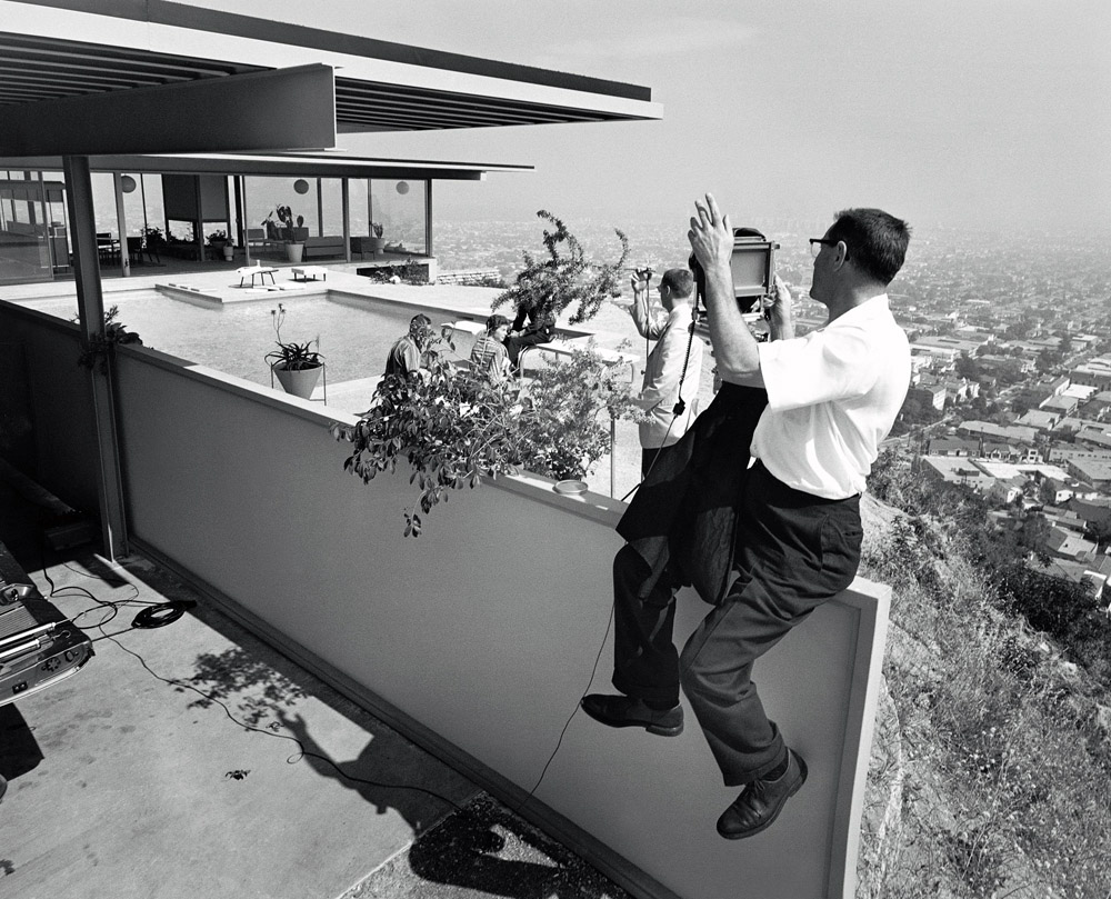 Remembering Julius Shulman Kenneth Caldwell