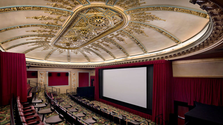 Art Deco Movie Theater Lights Up San Francisco Once More