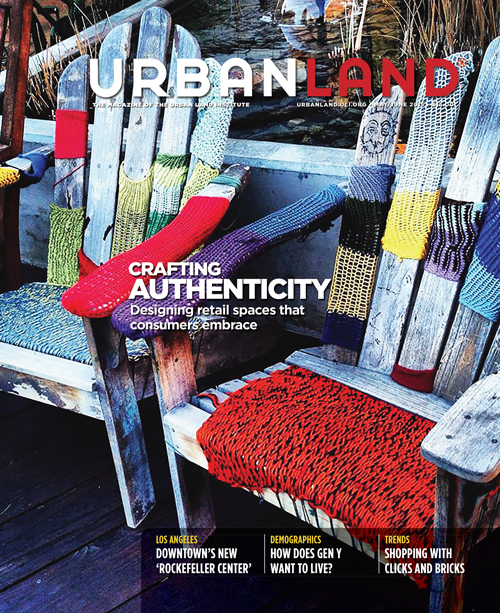Crafting Authenticity for Retail Destinations