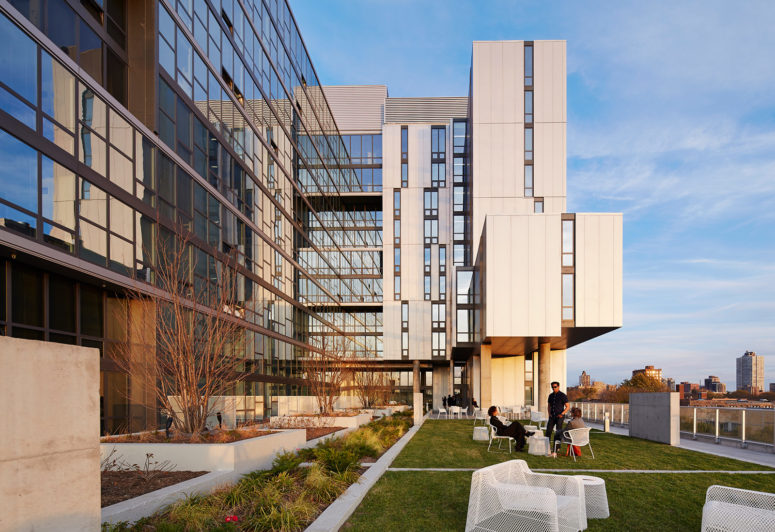 Valerio Dewalt Train Associates overcomes NIMBY lawsuit to build expressive tower on Chicago's South Side