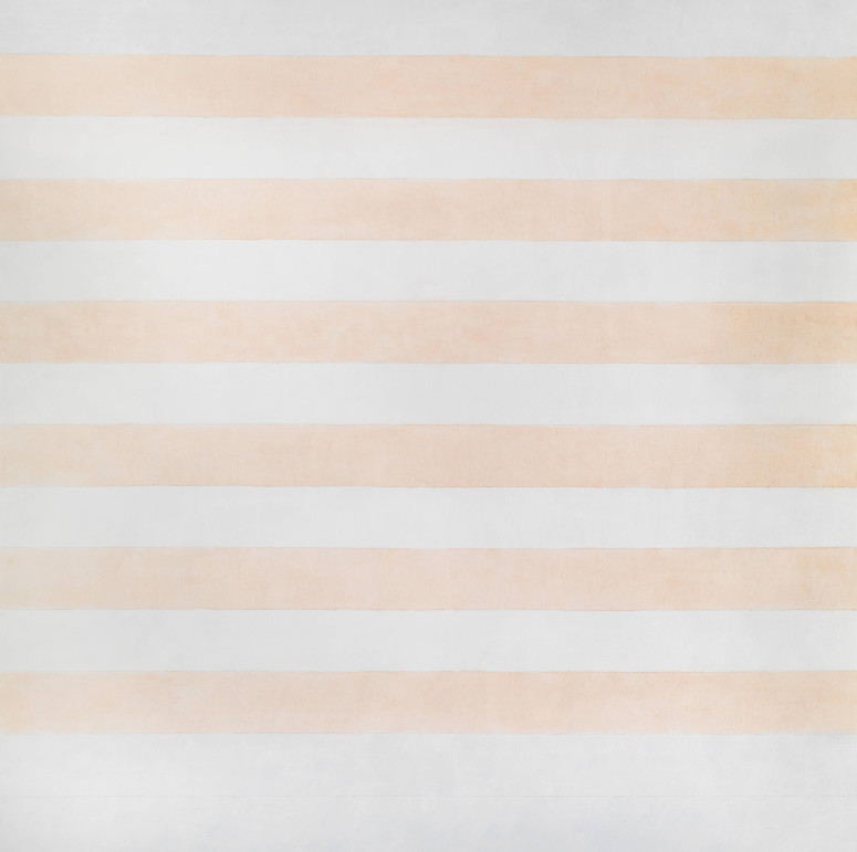 Happy Holiday 1999. Tate / National Galleries of Scotland. © estate of Agnes Martin