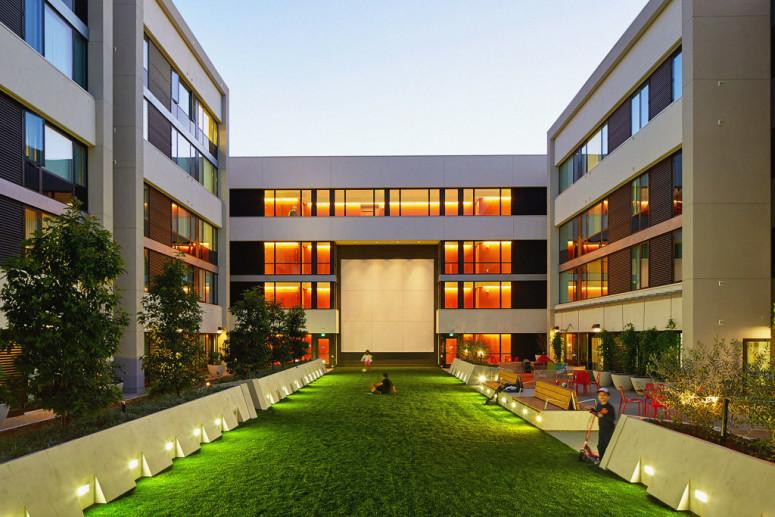 Affordable Housing Energizes San Francisco's Mission Bay