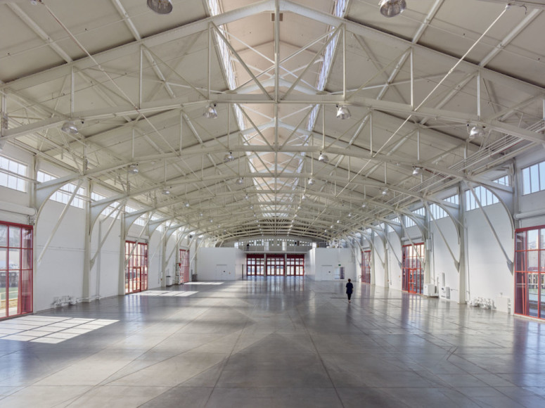 From Armed Forces to Arts Enthusiasts: Fort Mason Center's Pier 2
