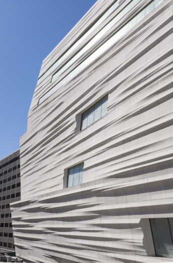 SFMOMA façade of Snøhetta expansion; photo Henrik Kam, courtesy SFMOMA