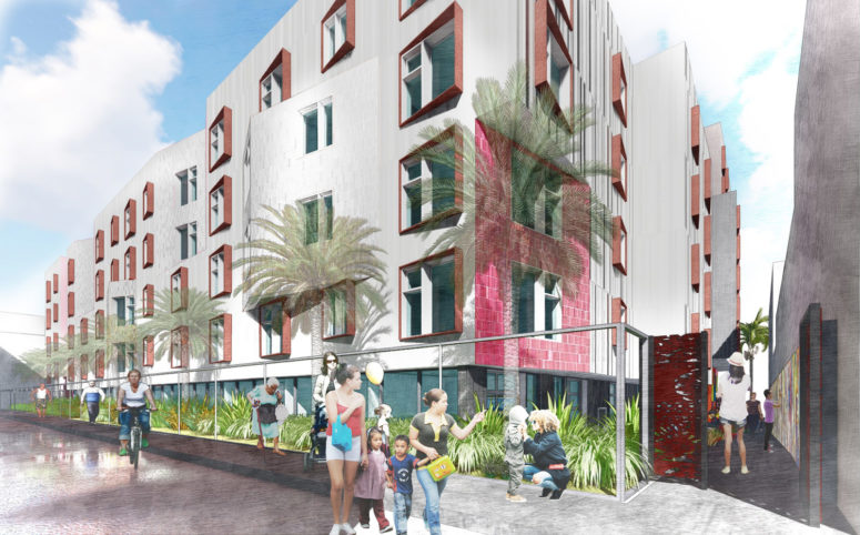100-percent affordable housing complex proposed for San Francisco's Mission District
